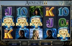 Avalon 2 Slot