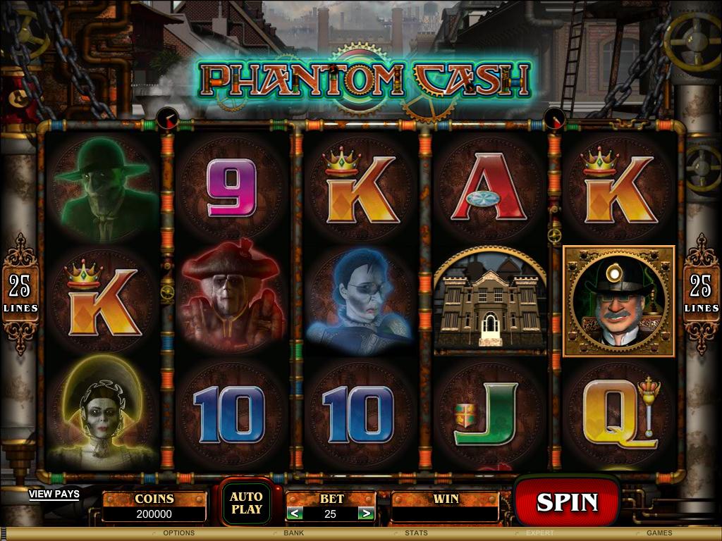 Mehr Halloween Slots!