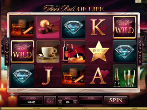 "Versuchen Sie ""The Finer Reels of Life"" im Casino Classic!"