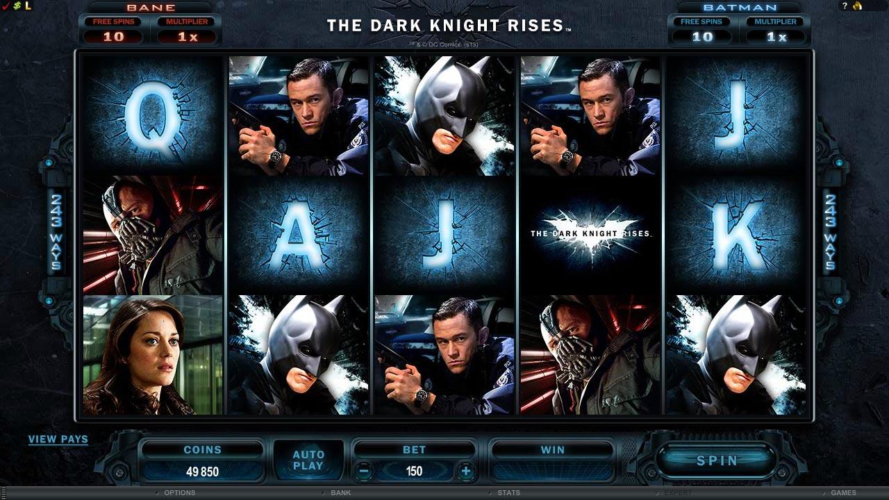 Der Herbst beginnt mit einem Paukenschlag: The Dark Knight Rises ist da